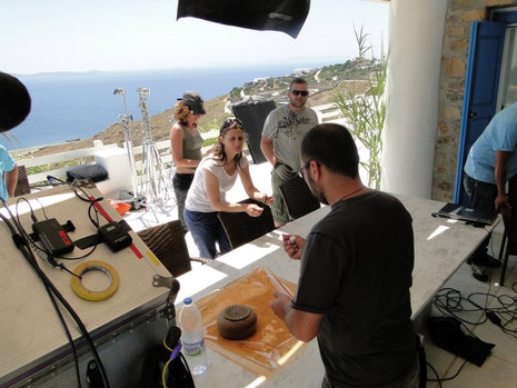 Production Manager Mykonos