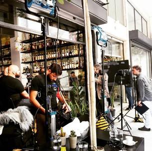 Fixer Greece- Athens Mixing Star shooting 2018