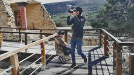 FILMING CRETE-Fixers Crete-Japanese TV Show-Another Sky