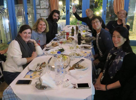 Isn't it Greece the ultimate destination for Foddies ? - Filming Food Stories in GR