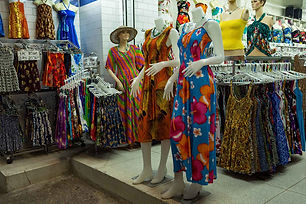 Clothing Shop Credit Card Processing