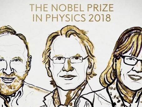 Nobel Prize in Physics 2018