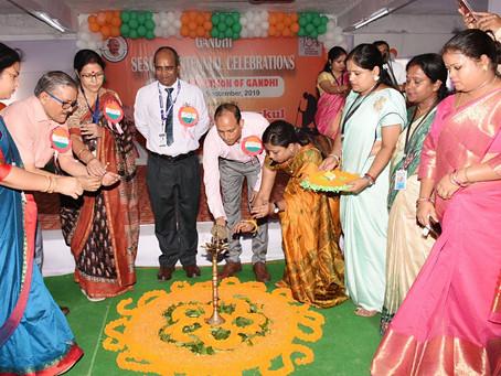 ज्ञानोदय गुरुकुल में माइम प्रतियोगिता का आयोजन