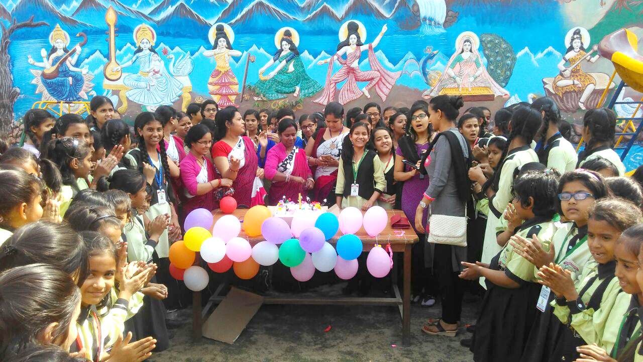 Women's Day at Gyanodaya Gurukul