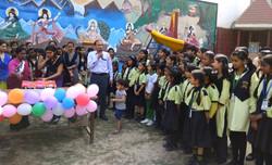 Women's Day at Gyanodaya Gurukul