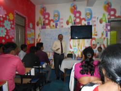 Workshop at Gyanodaya Gurukul