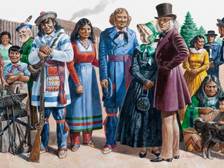 The Village at Fort Vancouver: A Multicultural Experiment