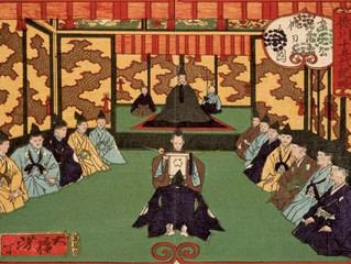 An Audience with the Shogun