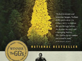 Book Review: The Golden Spruce