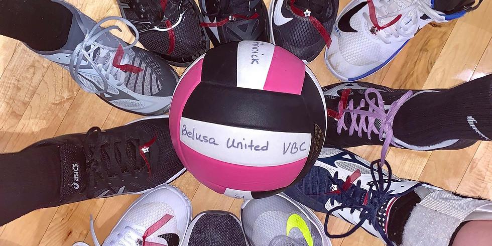 Belusa United VBC Summer Camp 2019