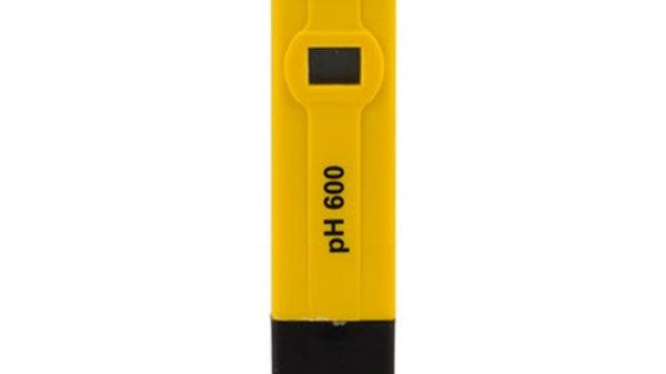 Digital pH Meter (pH600) - 0-14 pH Range