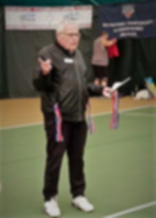 Jim Berger - Pickleball Impresario