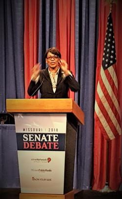 Senator Tigue