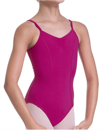 Pink Leotard- ORIANA (ADULT)