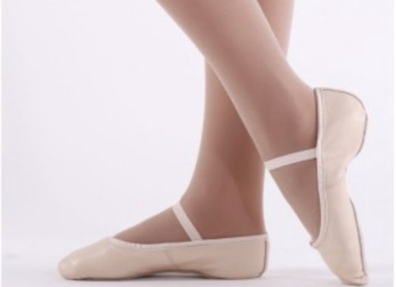 Children Full Sole Ballet Shoes