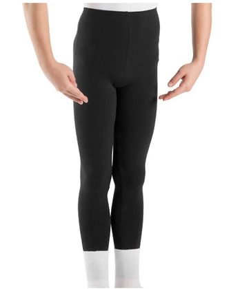 Mens Black Classical Ballet Tights (ADULT)