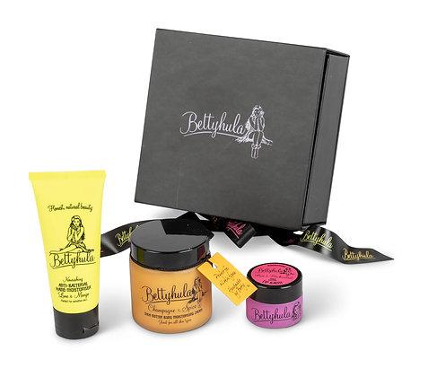 Mixed triple gift box