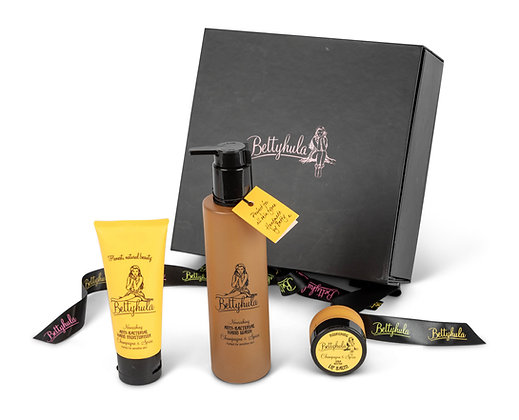 Champagne & Spice 3 piece gift box