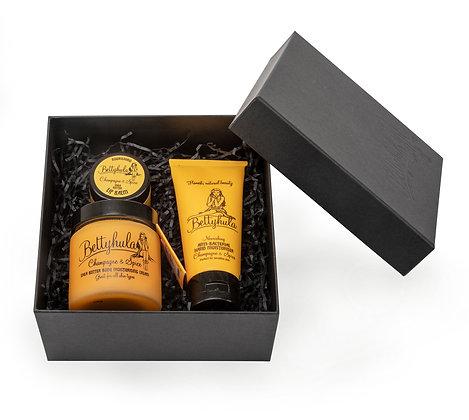 Trio gift set Champagne & Spice