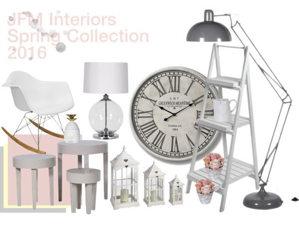 JFM Interiors Spring Collection 2016 Moodboard