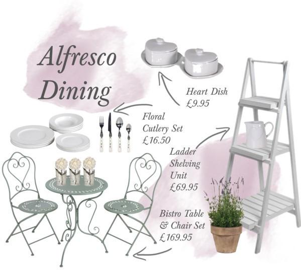 JFM Interiors Alfresco Dining Moodboard
