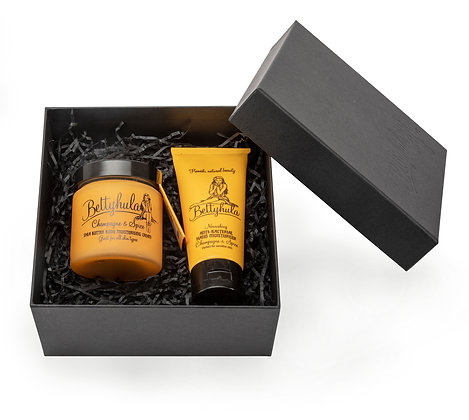 Duo gift set Champagne & Spice