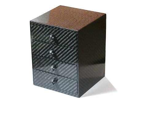 Carbon Fiber Jewellery Box