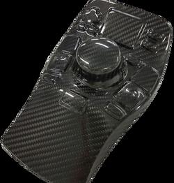 Custom Dust Cover Carbon Fiber