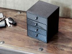 Carbon Fiber Jewellery Box
