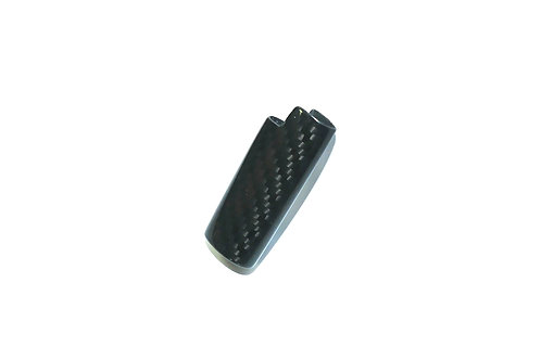 Carbon Fiber Bic Lighter Cover - Small