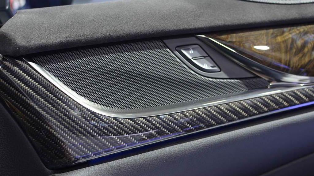 Carbon Fiber Door Panel