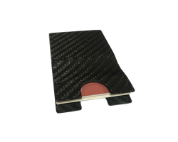 Business Card Holder Front View