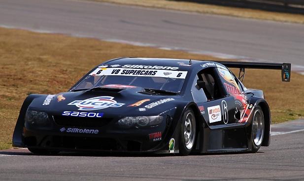 V8 Supercars - Custom Carbon Fibre