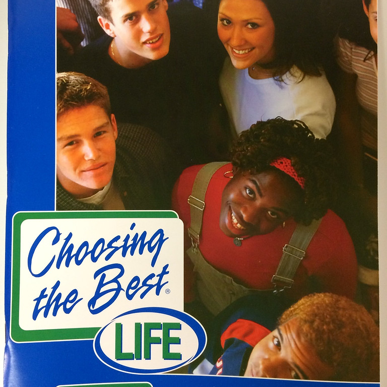 Choosing The Best Life Abstinence Workshop (Ages 13-19)