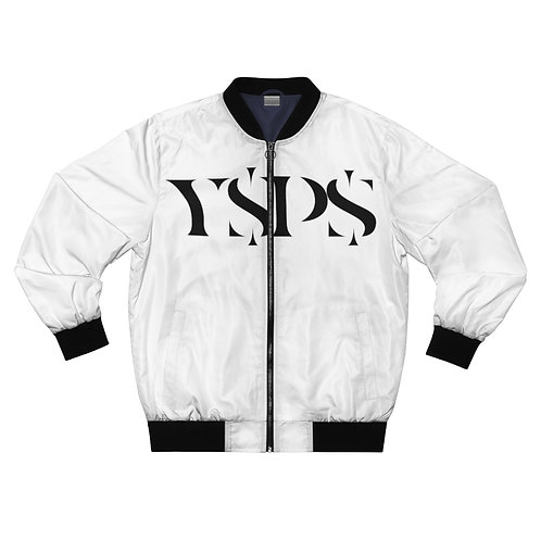 Men's Y$P$ Bomber Jacket
