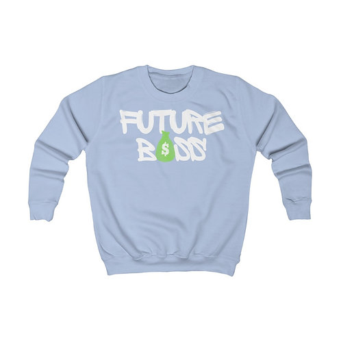 Kids Future Boss Sweatshirt
