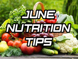 June Nutrition Tips
