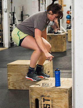 Sign up for a free IST CrossFit class