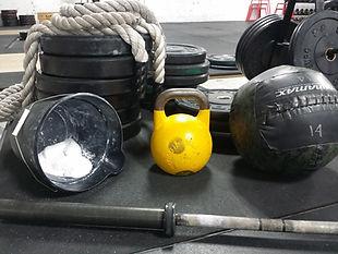 IST CrossFit class schedule