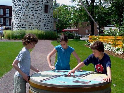 Pointe-aux-Trembles Old Windmill Park