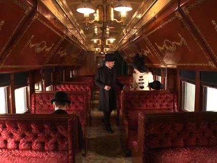 A Train to Ouiatchouan
