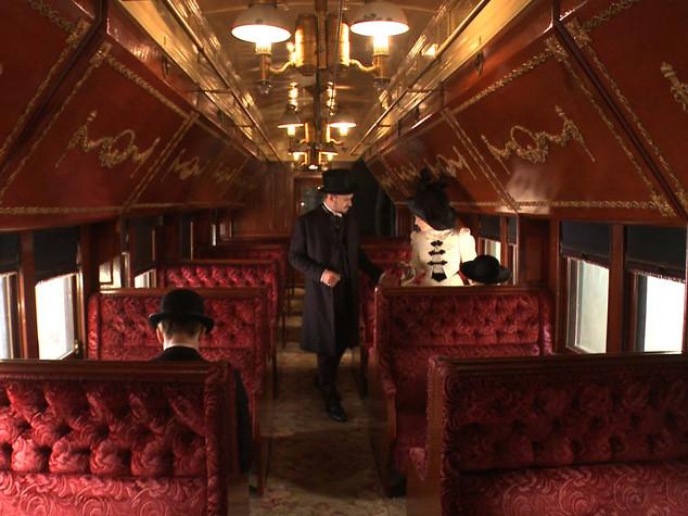 Un train pour la Ouiatchouan