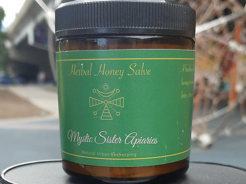 Herbal Honey Salve