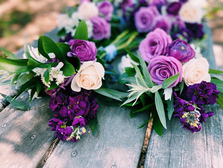 Creating a Wedding with Intention