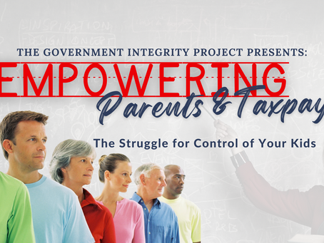 MUST ATTEND EVENT: Empowering Parents! The STRUGGLE For Control of Your Kids!