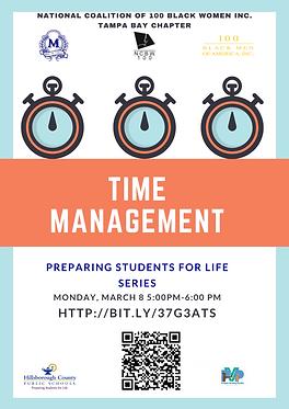 PREPARING STUDENTS FOR LIFE TIME MANAGEM