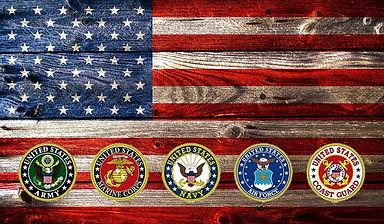 MilitaryandVeteranMovingLogosoverAmerica