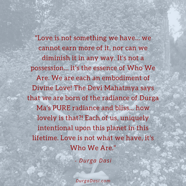 Love is Who We Are