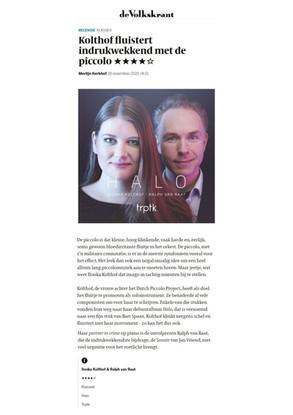 De Volkskrant // Merlijn Kerkhof