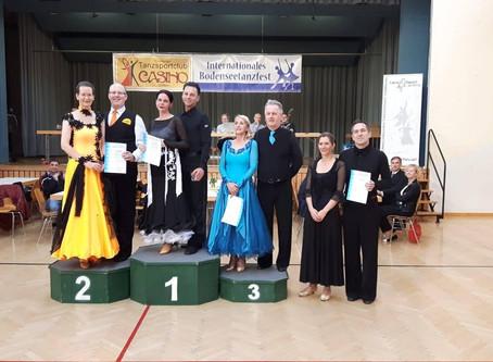 Turnier in Bad Dürrheim (TSC Villingen-Schwenningen)